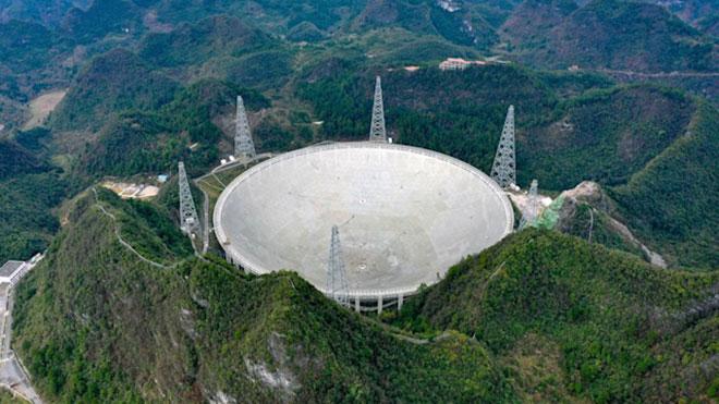 FAST radyo teleskobu ile başlayacak önemli uzaylı görevi!