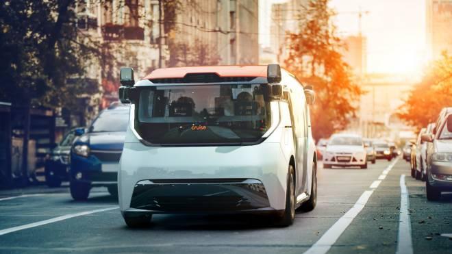 General Motors otonom sürüş departmanı ilk modeliyle karşımızda; Cruise Origin