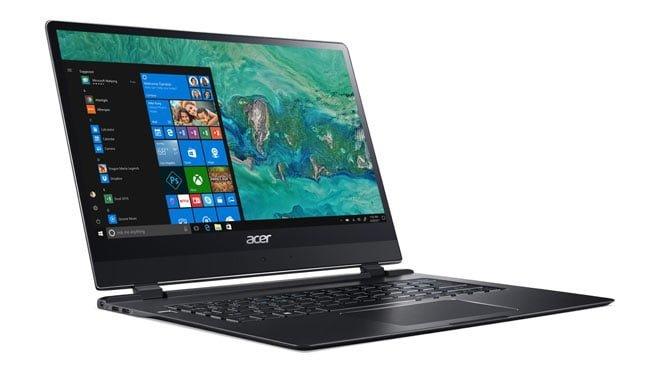 İncecik gövdesiyle dikkat çekici: Acer Swift 7 incelemesi