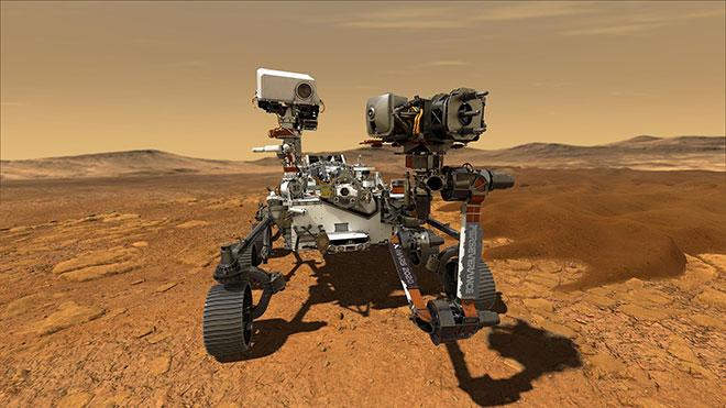 NASA, Mars'a Perseverance uzay aracını gönderdi; işte önemli detaylar