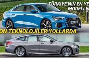 2021 yılında Türkiye'de satılan yeni otomobil modelleri (BMW 6 Serisi Gran Turismo Türkiye'de yollara çıkıyor)