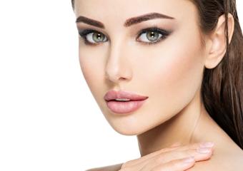 Sevgililer Günü'nde ilham verici olan güzelliğin sırrı: Kontür makyaj
