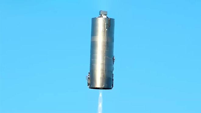 SpaceX, geleceğin roketi Starship ilk uçuş denemesini yaptı [İzle]