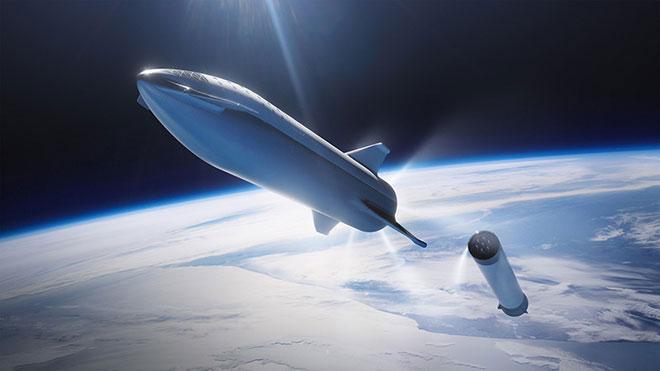 SpaceX'ten geleceğin roketi Starship özelinde önemli açıklama