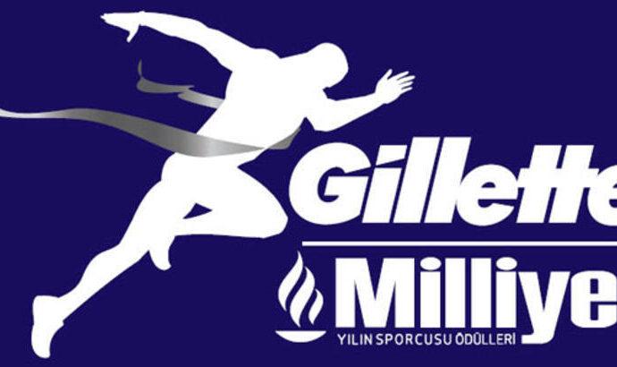 """Sporun Oscar'ı """"Gillette-Milliyet Yılın Sporcusu"""" ödül töreni tarihi belli oldu"""