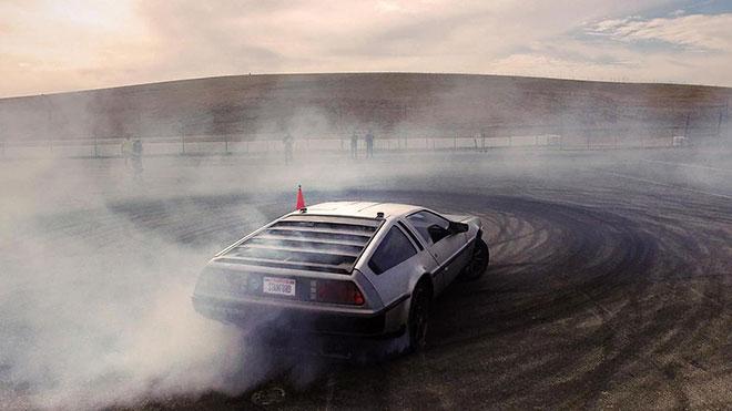DeLorean: MARTY