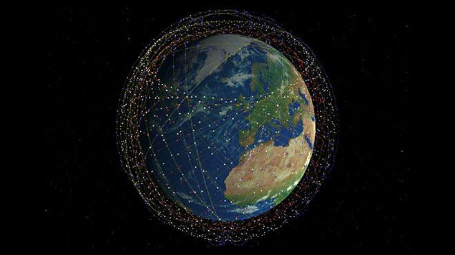 Uzaydan internet sağlayacak SpaceX Starlink için verilen yeni hız değerleri
